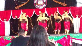 2011-2012 Sacramento Hmong new year dance competition-Nkauj Hmoob Pham Khaum