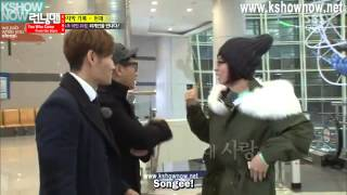 Video Running Man Ep 185  You Who Came From The Stars Parody MP3, 3GP, MP4, WEBM, AVI, FLV April 2018