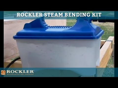 Steam Bending Kit