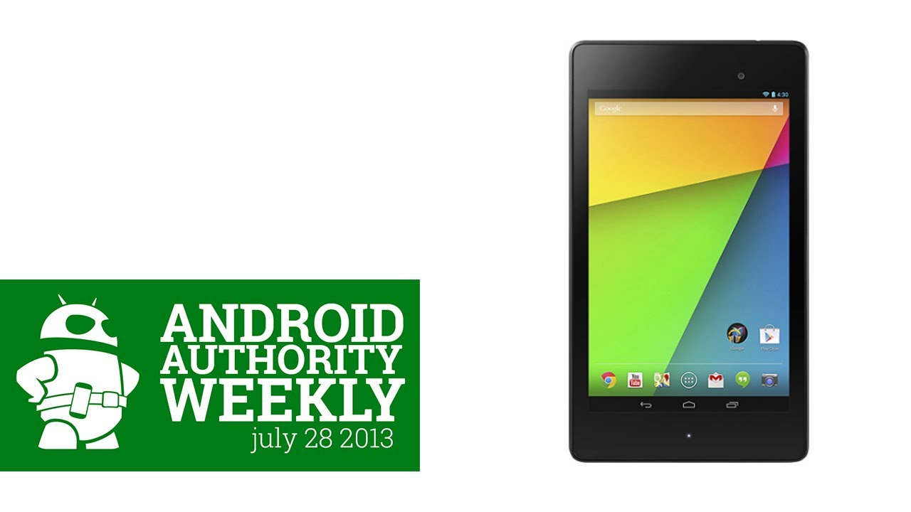 DROID, Nexus 7, Chromecast, Android 4.3, and more! – Android Authority Weekly