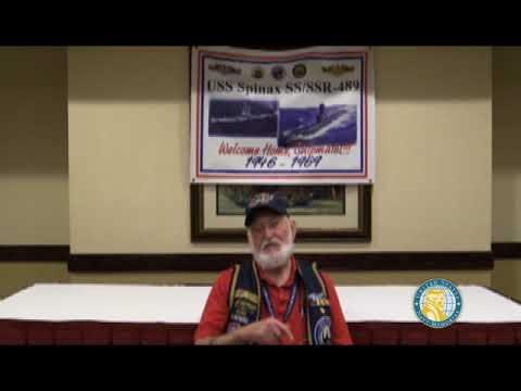 USNM Interview of Gerald Cartwright Part Six Service Assignments Around the Pacific
