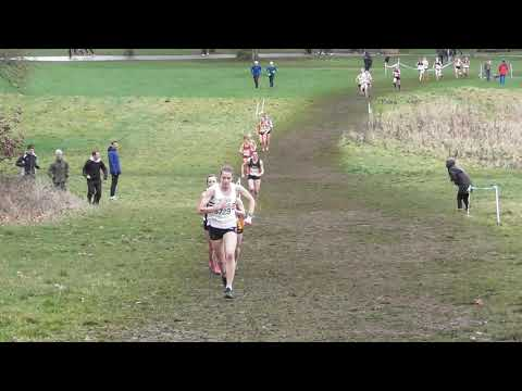 Senior Women South of England Cross Country Championships 26012019