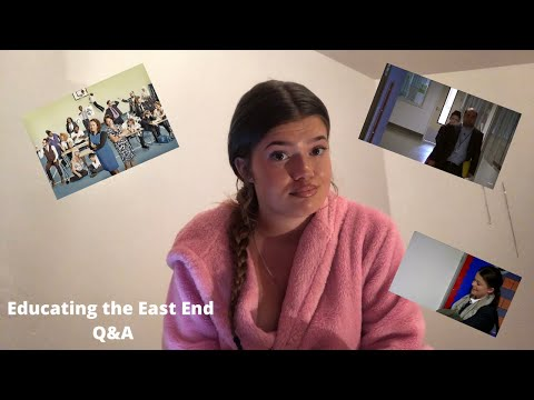 Educating the East End Q&A