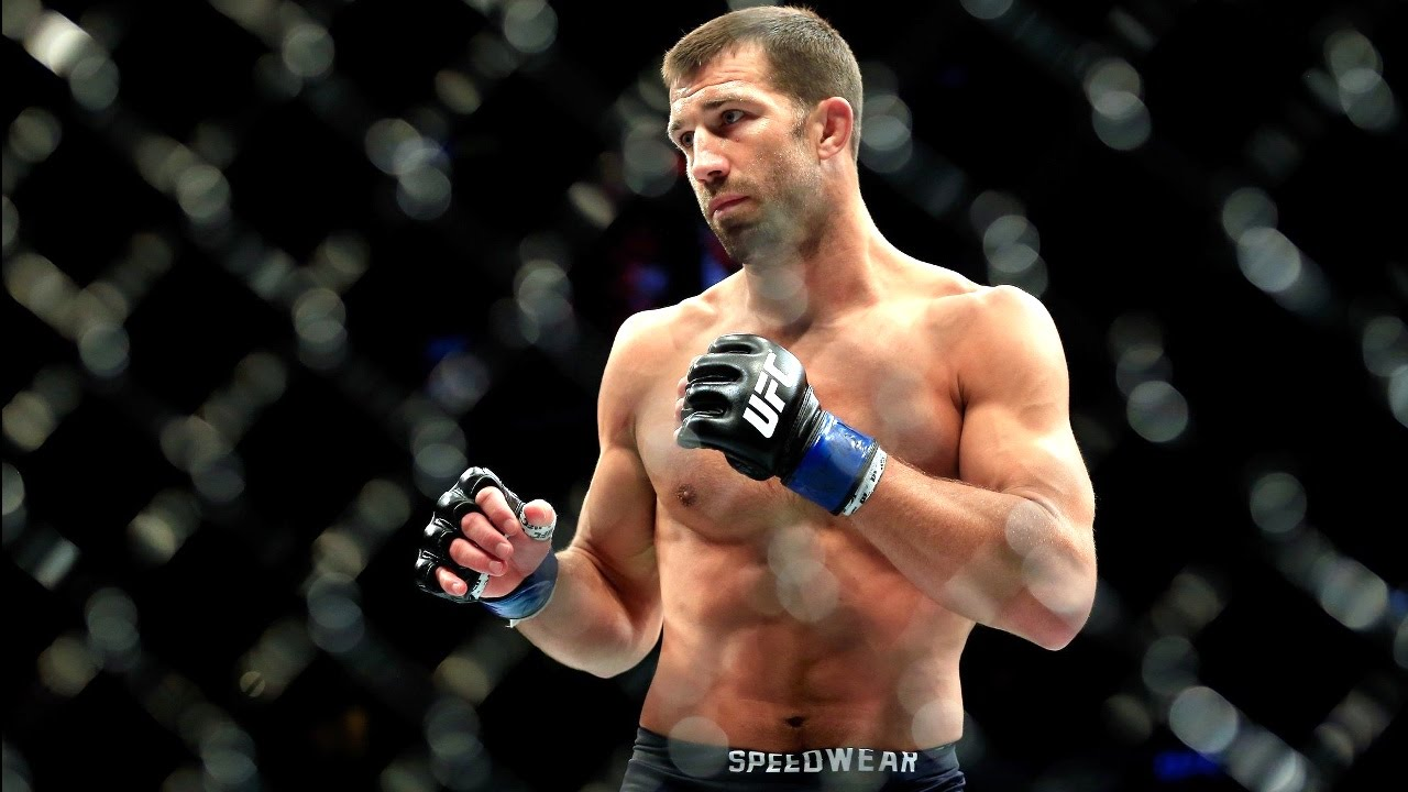 Luke Rockhold - Best Around