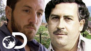Pablo Escobar's Self-Built Prison Palace   Finding Escobar's Millions