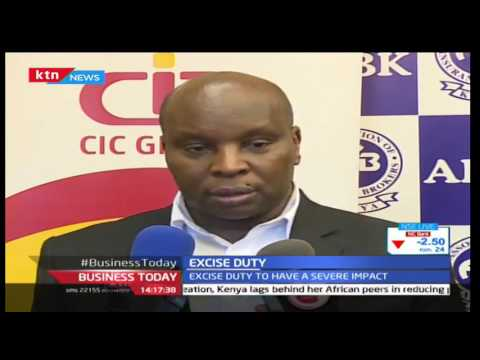 Business Today 26th August 2016 [Part 1] - TICAD Conference Interviews