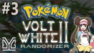 #3: Cá mặt trăng :v (Pokémon Volt White 2 Randomizer Wedlocke II)