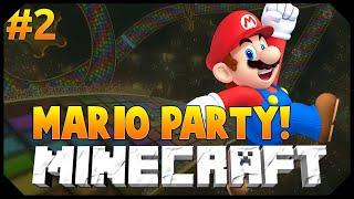 Minecraft: MARIO PARTY PART 2 w/JeromeASF&Taz! (Mini-Game)