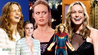 Video Captain Marvel | Brie Larson Funniest Moments | Try Not To Laugh MP3, 3GP, MP4, WEBM, AVI, FLV Maret 2019