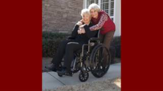 Everest & Jennings® Advantage Reclining Wheelchair