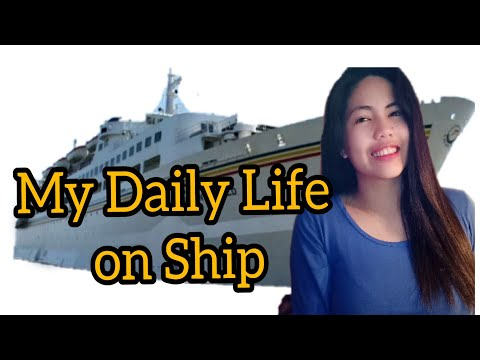 My Daily Life On Ship // Seafarer Life