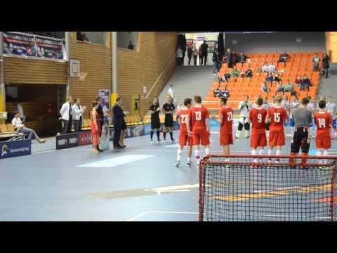 Závěr zápasu Czech U19 x Finland U19