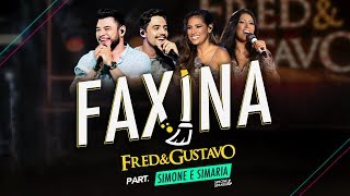 image of Fred & Gustavo (part. Simone & Simaria) - Faxina