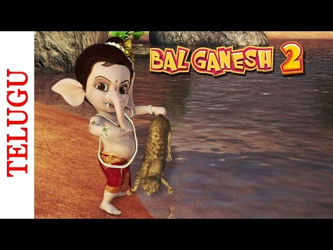 Bal Ganesh 2 - Lord Ganesha Punishes the Cat - Popular Telugu Kids Mythological Stories