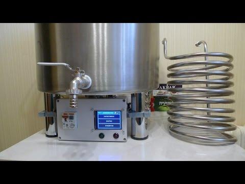 Автоматическая пивоварня своими руками