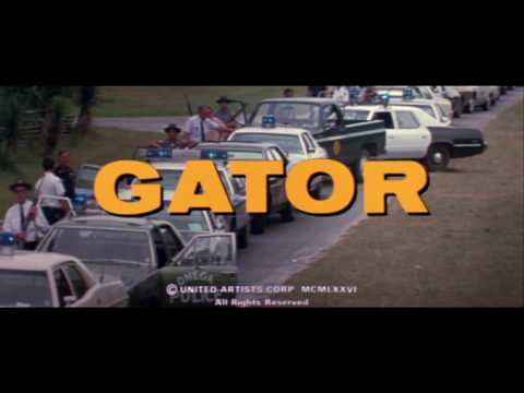 Gator (1976) - HD Trailer [1080p] // White Lightning 2
