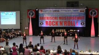 Addicted2Dance - Bayerische Meisterschaft 2014