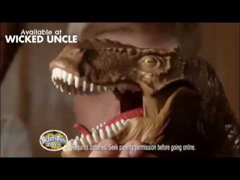 Youtube Video for T-Rex Room Guard & Projector