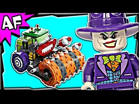 Vidéo LEGO DC Comics Super Heroes 76013 : Batman : le rouleau-compresseur du Joker