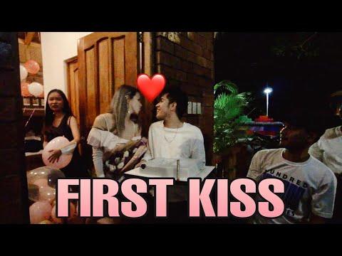 UNANG KISS NAMIN NI PAM(SINIMULAN KO NA ANG PANILILIGAW) | ChrisPam