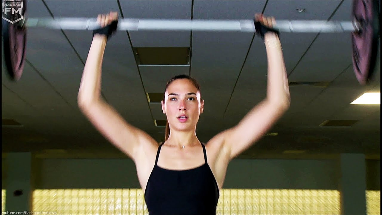 Gal Gadot Workout