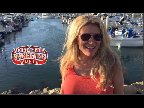 Social Beach Networking Party at Social Media Marketing World 2015