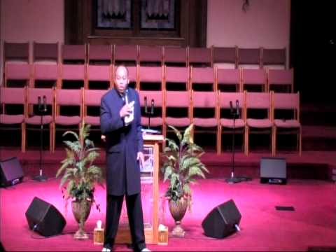 Dr. Gerald Jeffers:  Prayer – 1 of 4