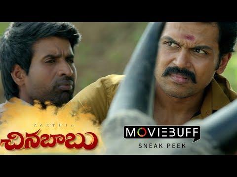Chinna Babu - Moviebuff Sneak Peek | Karthi, Sayyeshaa, Sathyaraj | Pandiraj | D Imman