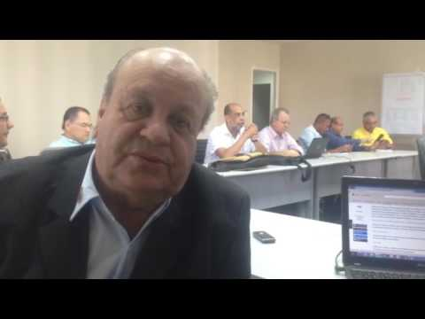 Presidente do SINTRACOM participa de última reunião do ano do CPN