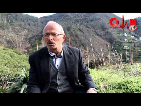 İhsan Şilekoğlu ile Of Yazlık Mahallesi Hakkında Konuştuk