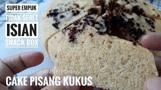 Video CAKE PISANG KUKUS (Snack arisan, super empuk, ga seret) MP3, 3GP, MP4, WEBM, AVI, FLV Mei 2019