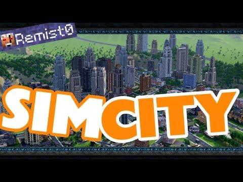 МЕГАПОЛИС! Играем в Simcity 2013