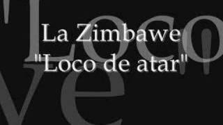 La zimbawe - Loco de atar.