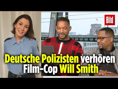 """Bad Boys For Life""-Cops Will Smith und Martin Lawrence im Kreuzverhör"