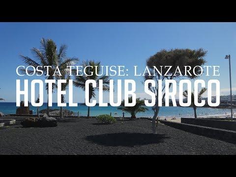 Hotel Club Siroco - Lanzarote: Costa Teguise | Hotel & Room