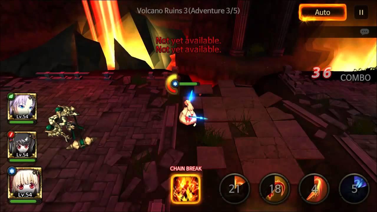 Rusty Hearts: Lối chơi nhanh và táo bạo