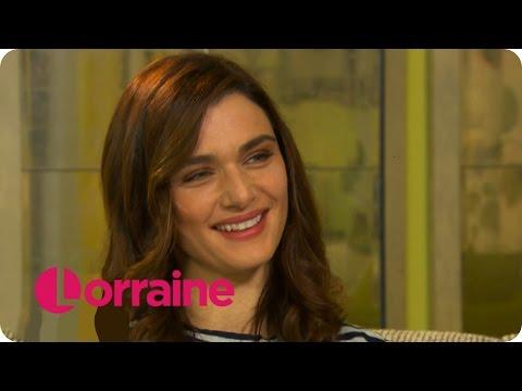 Rachel Weisz On Being Married To Bond   Lorraine