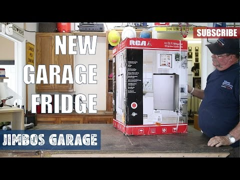 Garage RCA Fridge - JIMBOS GARAGE