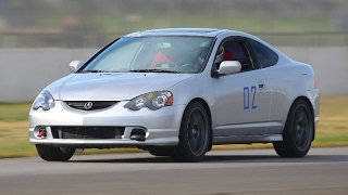 375 WHP Turbo Acura RSX Type S - One Take by The Smoking Tire