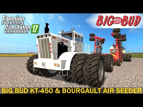 Big Bud KT-450 Restored v1.1