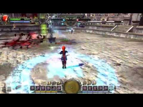 Dragon Nest PVP Abyss Walker VS Raven