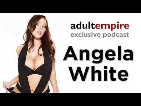 Adult Empire Exclusive Podcast- Angela White (видео)