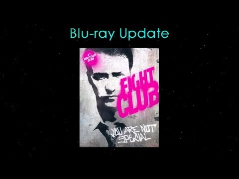 Fight Club 10th Anniversary Edition - Blu-ray Update/Review