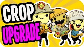 CROP & FOOD UPGRADE!!! •NEW SEASON• Oxygen Not Included OCCUPATIONAL UPGRADE S02E03 ONI JOBS UPDATE