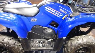 7. 2010 Yamaha Grizzly 700 4x4