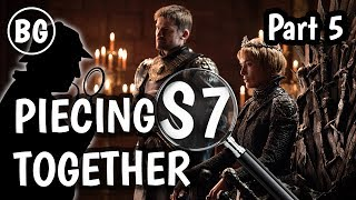 In this video series I go through all of the leaked pictures, videos and confirmed spoilers from the filming news of Game of Thrones Season 7 and I use them all as evidence Sherlock style to piece together the plot Season 7 (I'm not talking about the leaked plot). Thanks for Watching!----- SUPPORT THE CHANNEL!!! -----Patreon - http://bit.ly/1OghO0JBecause Geek merch! - http://shrsl.com/?~c4o0Amazon US - http://amzn.to/1TvaoIyAmacon CA - http://amzn.to/1VLY1xZ----- OTHER VIDEOS -----GoT S7 Plot Part 4 - https://youtu.be/jOcaxcJVR7sGoT S7 Plot Part 3 - https://youtu.be/wYssnzpZ-58GoT S7 Plot Part 2 - https://youtu.be/Yv5hc8wzT_8GoT S7 Plot Part 1 - https://youtu.be/5VMsFaqNZ8k----- MUSIC -----Background Music - http://tinyurl.com/zg9y3bb----- CREDITS -----Special thanks to: Watchers on the Wall blog Los Siete Reinos blogWinter Is Coming blog----- CONNECT WITH ME -----Twitter - https://twitter.com/BecauseVal_Facebook - https://www.facebook.com/BecauseGeekInstagram - https://instagram.com/becausegeekSnapchat - becausevalWebsite - http://becausegeek.comGaming Channel - https://www.youtube.com/user/valkarii