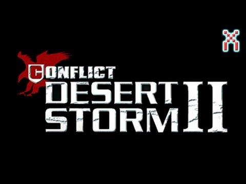 conflict desert storm ii gamecube