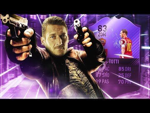 ⛔🔥 NEUE SERIE! - HERO TOTTI SHOOT EM UP DISCARD BATTLE 🔥⛔ VS SCHENJAWOLK3 - FIFA 17