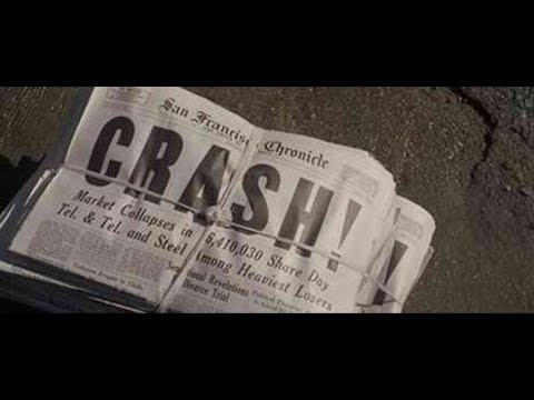 1929 Stock Market Crash and the Great Depression - Documentary