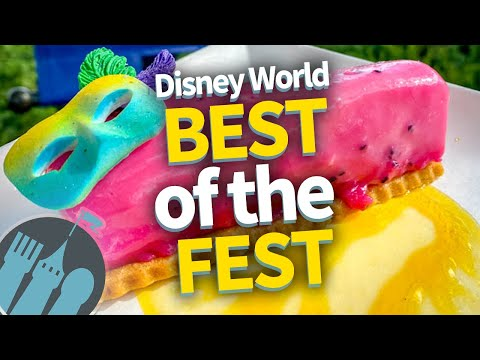 Best of the Fest: What to EAT at EPCOT's Festival of the Arts in 2021!